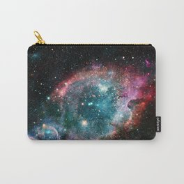 Galaxy and nebula Carry-All Pouch
