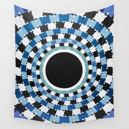 Black Hole Sun Wall Tapestry