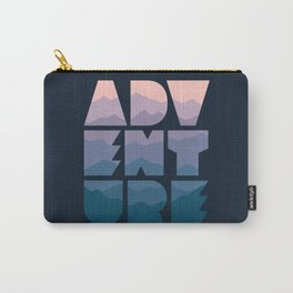 Adventure (Isn't really my thing...) Carry-All Pouch