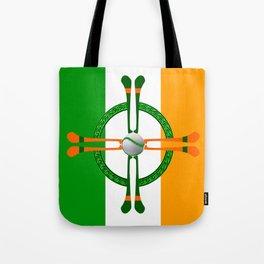 Hurley and Ball Celtic Cross Design Tote Bag