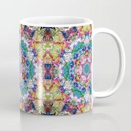 Abstract Balance of Colors Coffee Mug
