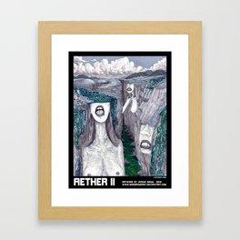 AETHER II Framed Art Print