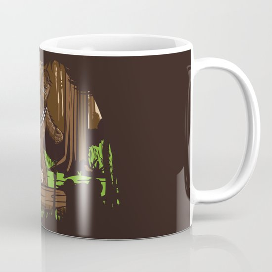 The Bigfoot of Endor Mug