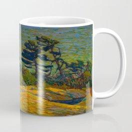 Tom Thomson Byng Inlet Georgian Bay winter 1914-1915 Canadian Landscape Artist Coffee Mug