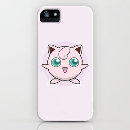 J I G G L Y P U F F iPhone Case