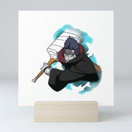 kisame Mini Art Print
