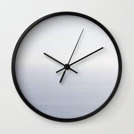 White Sea Wall Clock
