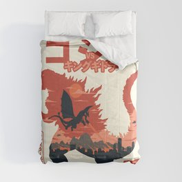 The King of Monsters vol.2 Comforters