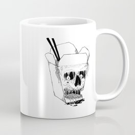 Monster Food: Takeout Coffee Mug