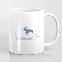 moose stache Coffee Mug