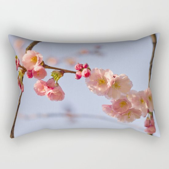 Japanese detail Rectangular Pillow