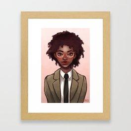 Finch Framed Art Print