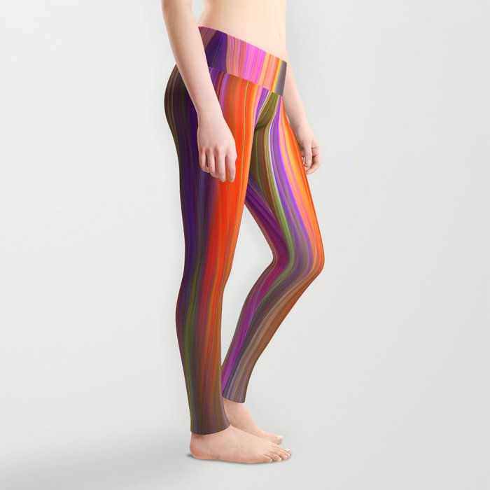 Colour streams II Leggings