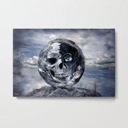 Save our World 9 Metal Print