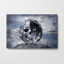 Save our World 9 Metal Print