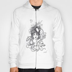 Lady and the Fox Hoody