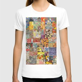Paul Klee Montage T-shirt