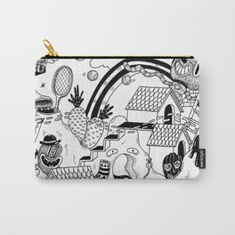 DOODLE WORLD Carry-All Pouch