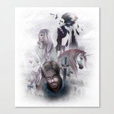 LEYEND Canvas Print