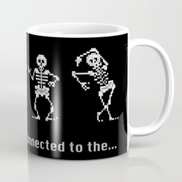 Monkey Island parents dance Coffee Mug