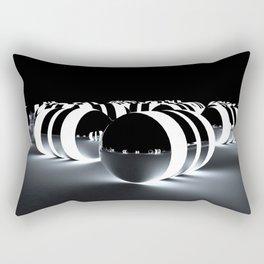 Tron Caps Rectangular Pillow