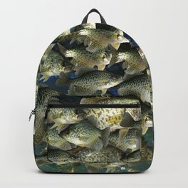 Crappie Camo Backpack
