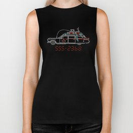 Who You Gonna Call? Biker Tank