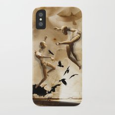Tarot series: The Lovers Slim Case iPhone X