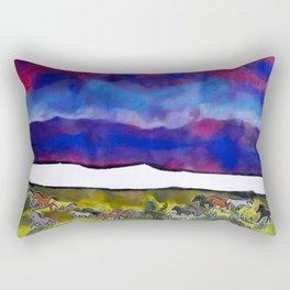 Sky Ponies #32 Rectangular Pillow