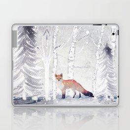 FOX FOX FOX Laptop & iPad Skin