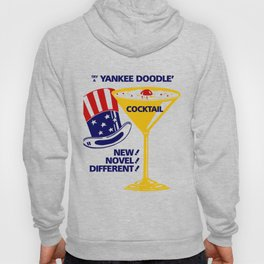 Try a Yankee Doodle cocktail Hoody