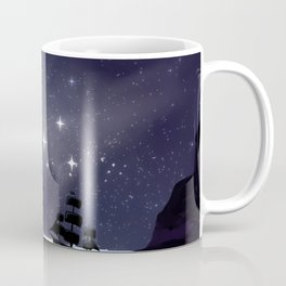 Sailing Stars Coffee Mug