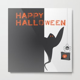 Happy Halloween wonderful T-shirt Metal Print