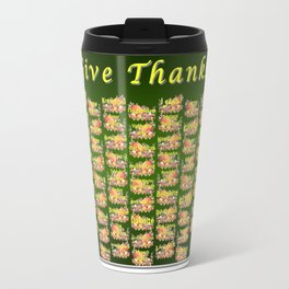 Give Thanks Travel Mug