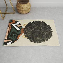 Black Art Matters Rug