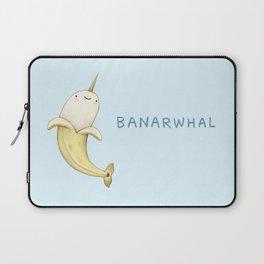 Banarwhal Laptop Sleeve