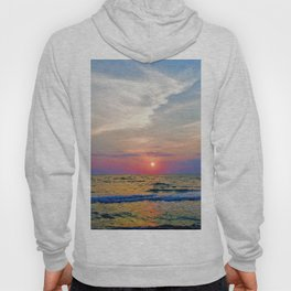 Naples Florida sunset on the Gulf of Mexico Hoody