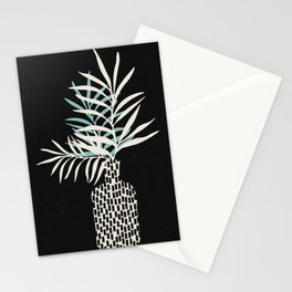 Still Life with Vase and Three Tree Branches Stationery Cards