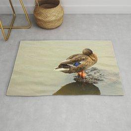 The Mallard Duck Rug
