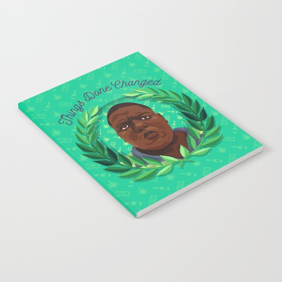 NOTORIOUS Notebook