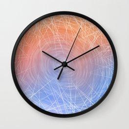 NGC 3918 Wall Clock