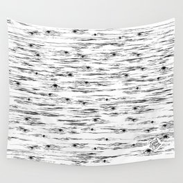 Curious Birch Wall Tapestry