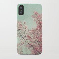 Run Away With Me iPhone X Slim Case