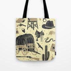 Mild West Tote Bag