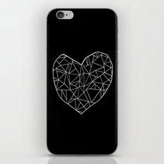 Abstract Heart iPhone & iPod Skin