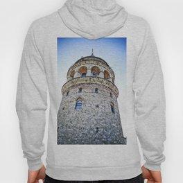 Galata Tower Hoody