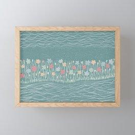 First Day of Spring Framed Mini Art Print
