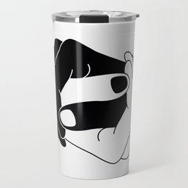 Yin and Yang Travel Mug