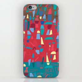 structures 6 iPhone Skin