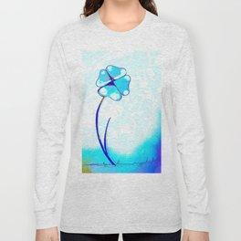 Morning flower Long Sleeve T-shirt